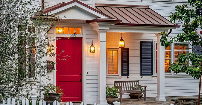 Exterior High Quality Painting Redding Door painting in Redding