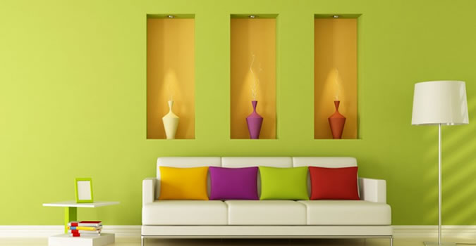 Interior Design Painting in Redding